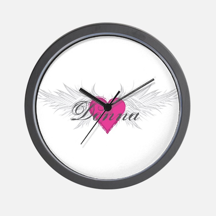 My Sweet Angel Donna Wall Clock