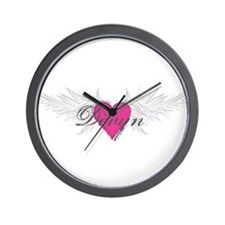 My Sweet Angel Devyn Wall Clock