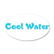 Cool Water.png Wall Decal