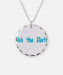 Fish the Flats.png Necklace