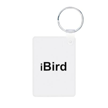 iBird.png Aluminum Photo Keychain