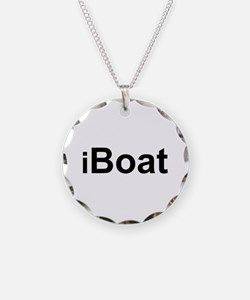 iBoat.png Necklace