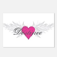 My Sweet Angel Destinee Postcards (Package of 8)