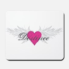 My Sweet Angel Destinee Mousepad