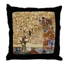 Cute Tree of life Throw Pillow