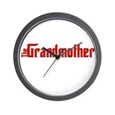 The Grandmother Wall Clock