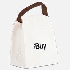 iBuy.png Canvas Lunch Bag