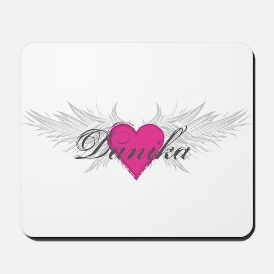 My Sweet Angel Danika Mousepad