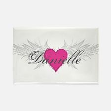 My Sweet Angel Danielle Rectangle Magnet