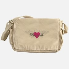 My Sweet Angel Danielle Messenger Bag