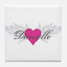 My Sweet Angel Danielle Tile Coaster