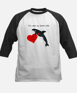 Personalized Whale Tee