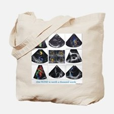 One echo Tote Bag