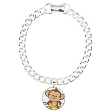 Cute Cartoon Monkey Bracelet