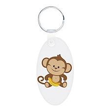 Cute Cartoon Monkey Keychains