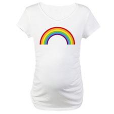 Cool retro graphic rainbow design Shirt