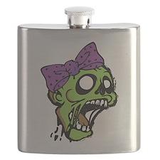 Zombie Bow Flask