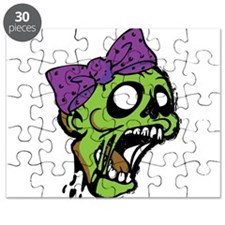 Zombie Bow Puzzle