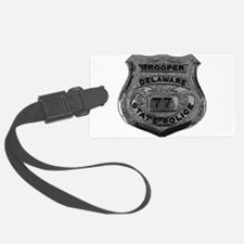 Delaware State Police badge Luggage Tag