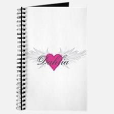 My Sweet Angel Dahlia Journal