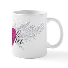My Sweet Angel Dahlia Small Mugs