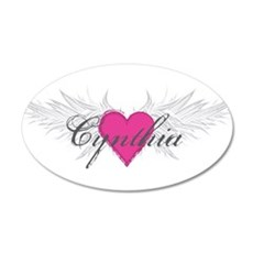 My Sweet Angel Cynthia Wall Decal