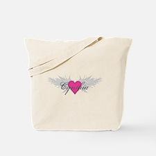 My Sweet Angel Cynthia Tote Bag