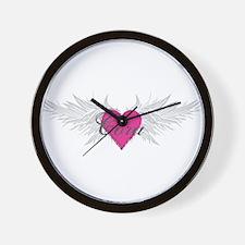 My Sweet Angel Cora Wall Clock