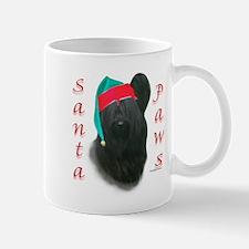 Santa Paws Skye Terrier  Mug