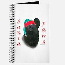 Santa Paws Skye Terrier Journal