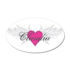 My Sweet Angel Claudia Wall Decal