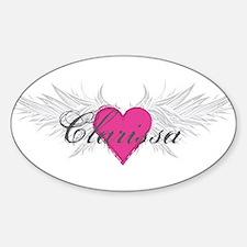 My Sweet Angel Clarissa Decal