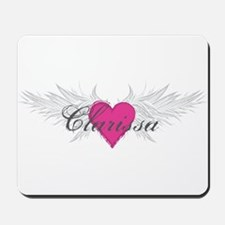 My Sweet Angel Clarissa Mousepad
