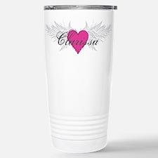 My Sweet Angel Clarissa Stainless Steel Travel Mug