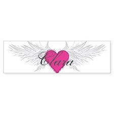My Sweet Angel Clara Bumper Sticker