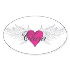 My Sweet Angel Clara Decal