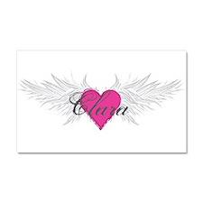 My Sweet Angel Clara Car Magnet 20 x 12