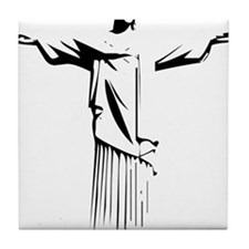Christ the Redeemer MMXIV Tile Coaster