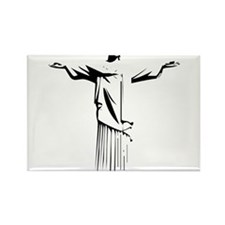 Christ the Redeemer MMXIV Rectangle Magnet