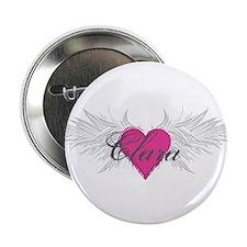 "My Sweet Angel Clara 2.25"" Button"