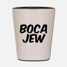 Boca Jew Shot Glass