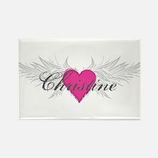 My Sweet Angel Christine Rectangle Magnet