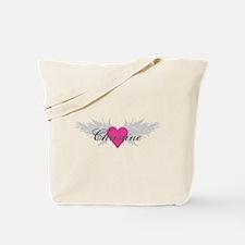 My Sweet Angel Christine Tote Bag