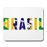 Brazil Mouse Pads