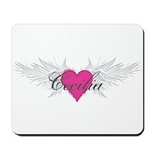 My Sweet Angel Cecilia Mousepad