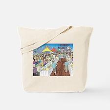 Market Festival Tote Bag