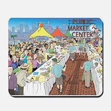 Market Festival Mousepad