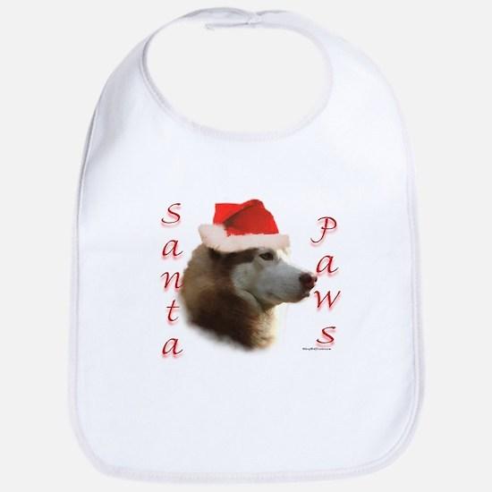 Santa Paws Sibe Bib
