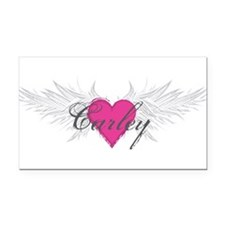 My Sweet Angel Carley Rectangle Car Magnet