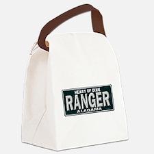 Alabama Ranger Canvas Lunch Bag